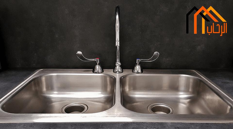 طريقة تسليك حوض المطبخ