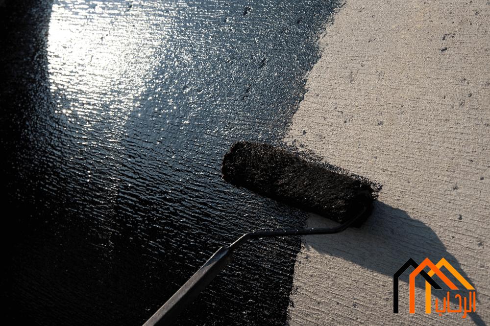 طريقة عزل الاسطح