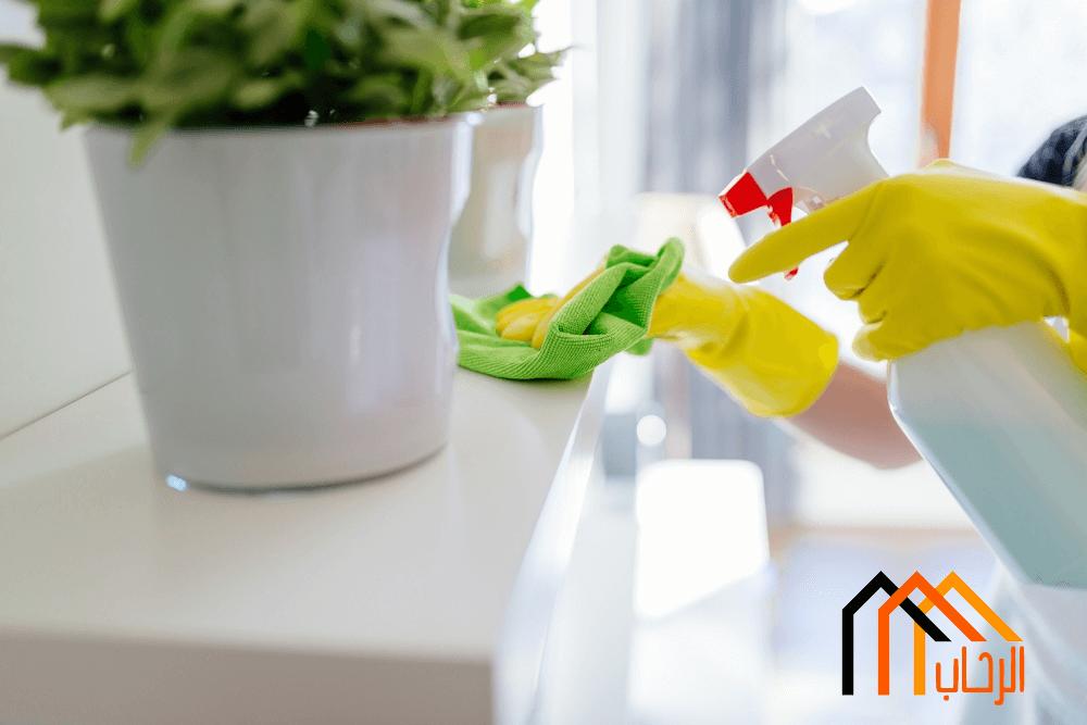 Photo of طريقة تنظيف المنزل