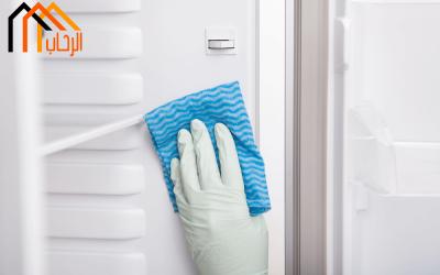 طريقة تنظيف الثلاجة