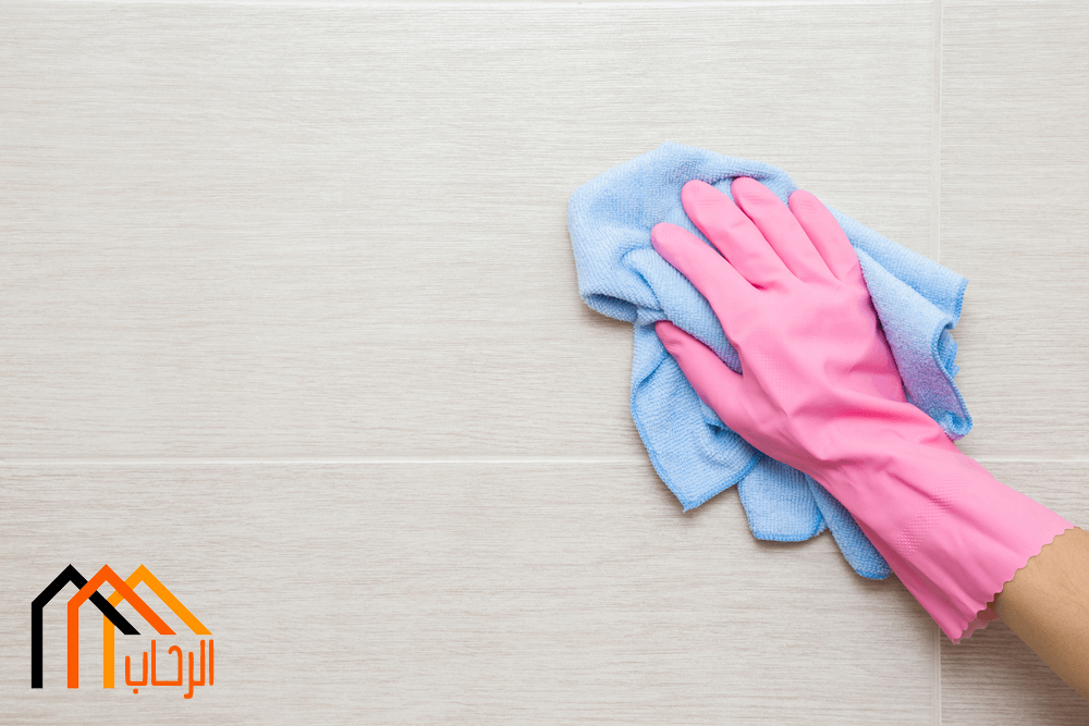 Photo of تنظيف جدران  المطبخ  من الدهون