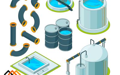 كيفية تنظيف خزانات الماء