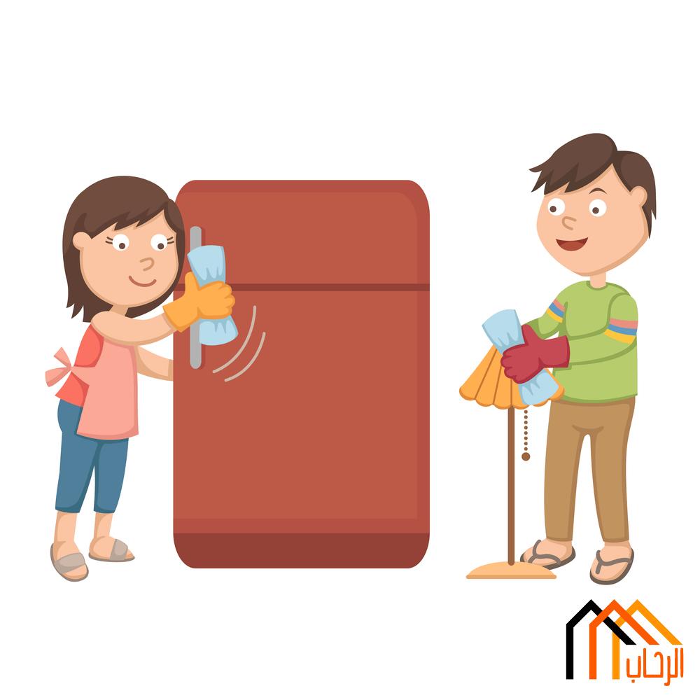 طرق تنظيف الاجهزة الكهربائية بالمنزل