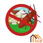 طرق التخلص من الحشرات الزاحفة