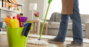 طرق حماية المنزل من الغبار